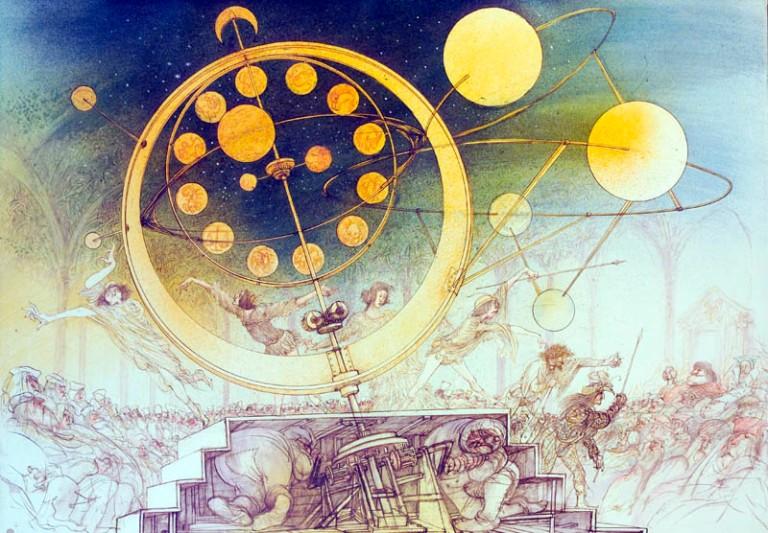 leonardo-solar-system